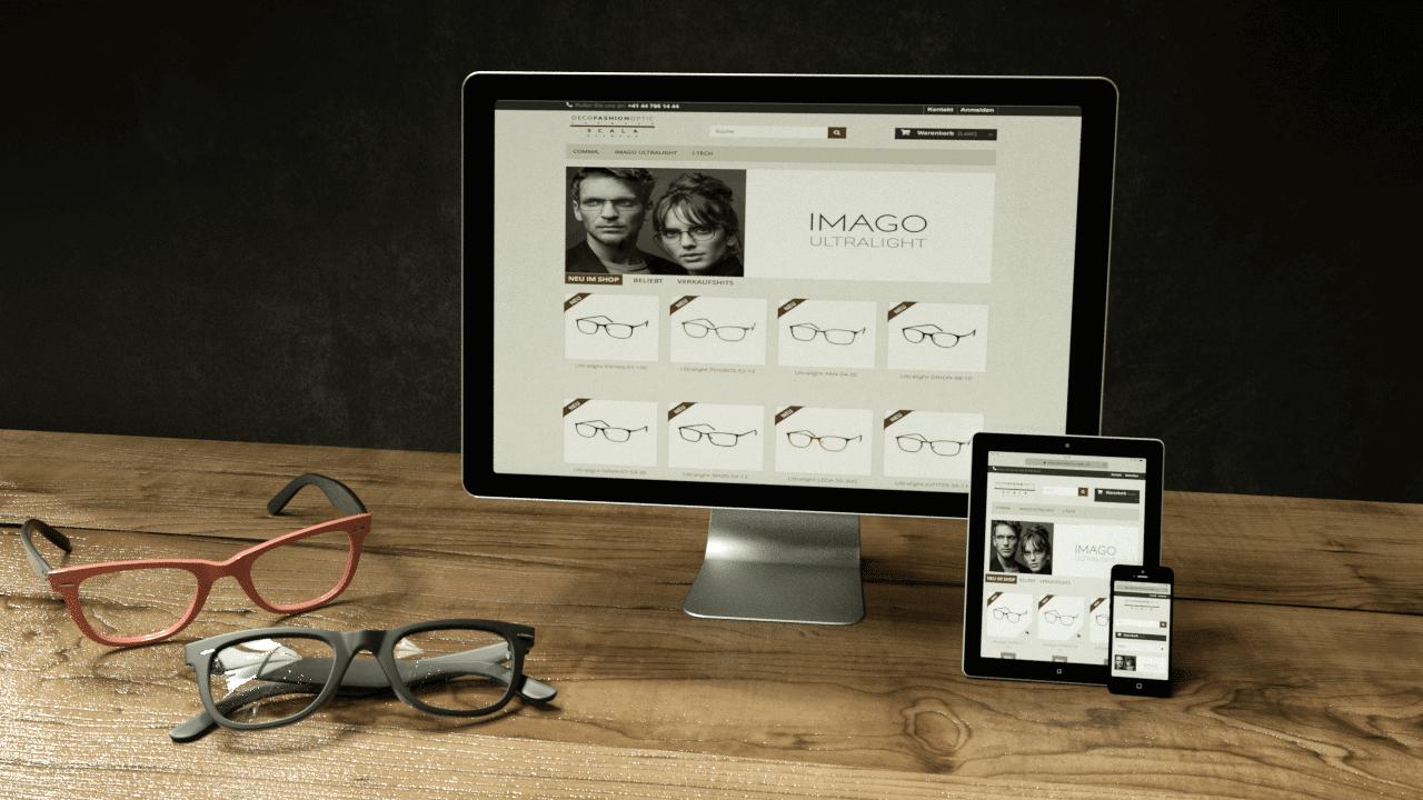 Deco Fashion Optic AG Shop