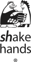 Angelo Roberto ShakeHands Logo