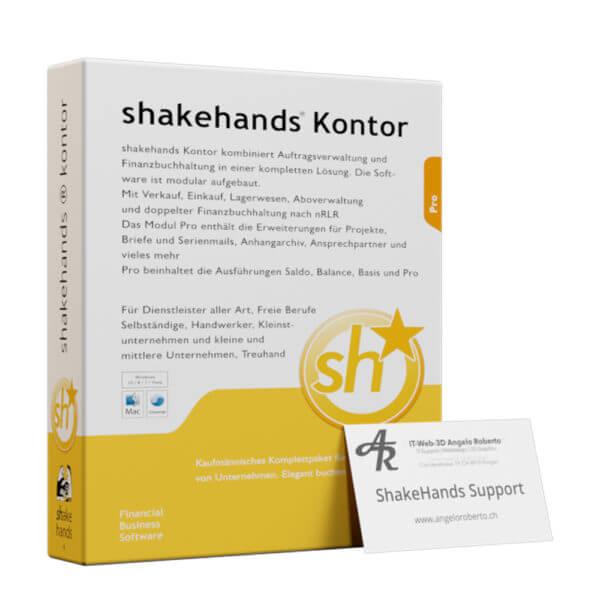 ShakeHands Support 60 Min. Angelo Roberto